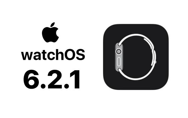 Uaktualnienie watchOS 6.2.1 z poprawką dla FaceTime'a