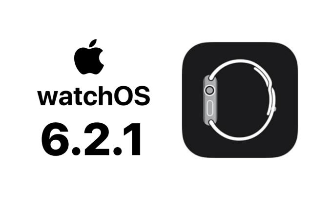 watchOS 6.2.1 - aktualizacja