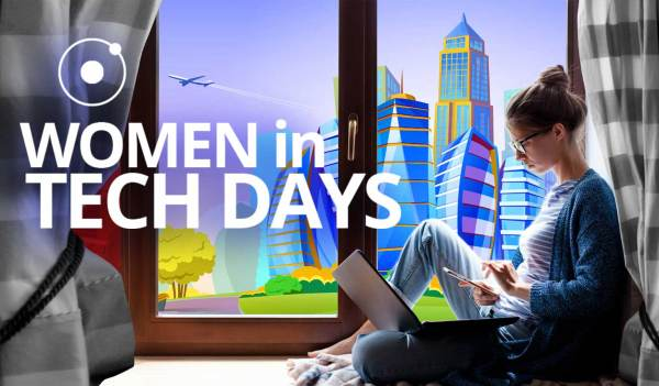 Women in Tech Days 2020 – pierwszy festiwal online dla kobiet w technologiach!