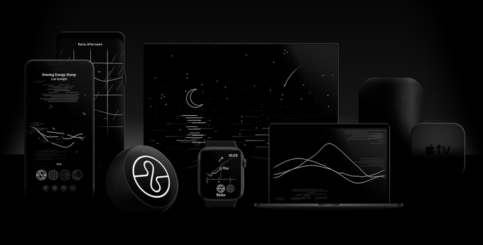 Endel: Focus, Relax, and Sleep soundscapes
