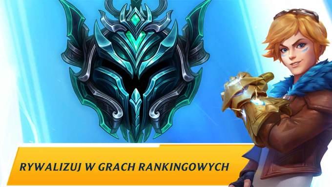 Rywalizuj w grach rankingowych