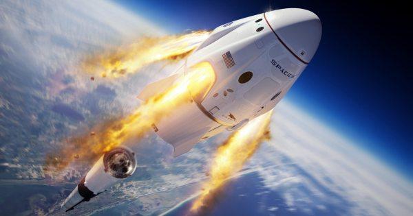 """Kiedy i gdzie oglądać """"historyczny"""" lot załogowy NASA i SpaceX DM-2?"""