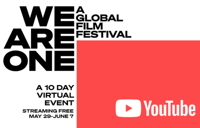 We Are One – A Global Film Festival 2020 (online) - YouTube