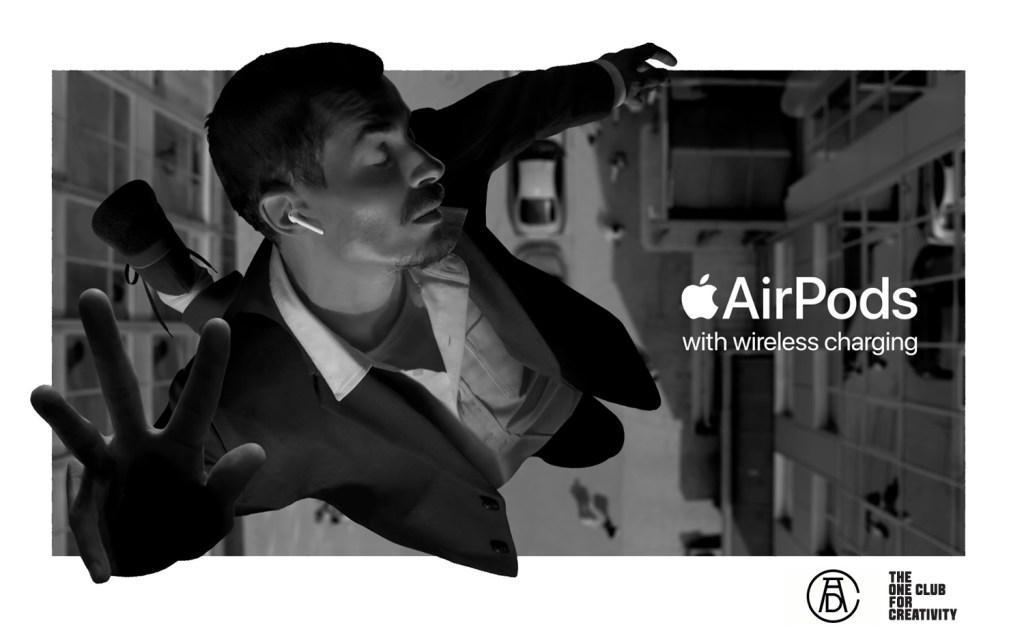"""Reklama """"Bounce"""" firmy Apple nagrodzona na ADC Awards 2020"""