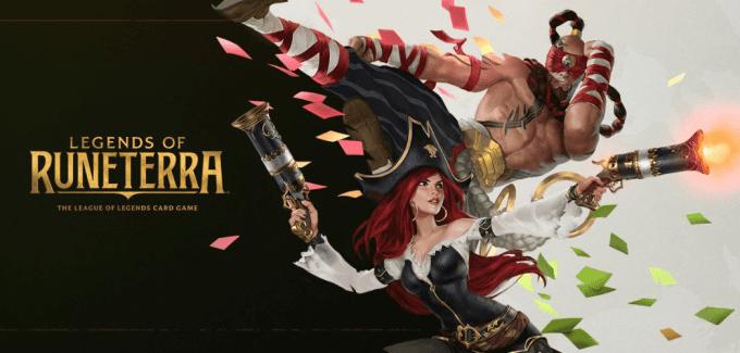 Legends of Runeterra (LOL)