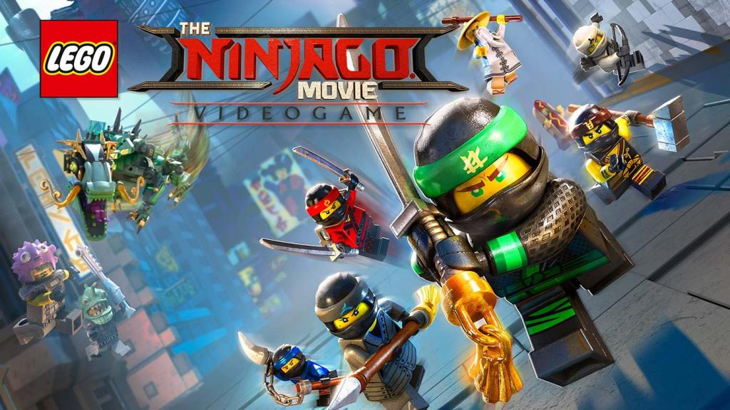 LEGO® NINJAGO® Movie - Gra wideo
