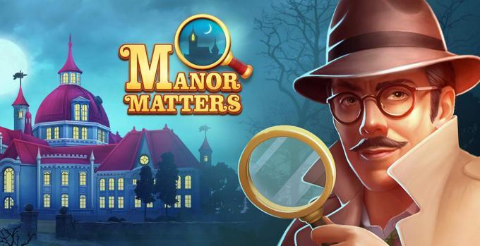 "Gra mobilna ""Manor Matters"""