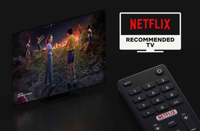 Recommended TV 2020 by Netflix