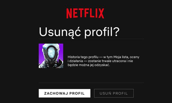 Netflix anuluje Twój abonament, jeśli nie korzystasz z usługi a za nią płacisz!