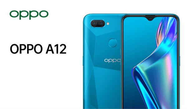Smartfon OPPO A12 dla początkujących użytkowników