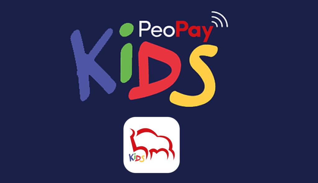 PeoPay Kids - logo ikona aplikacji