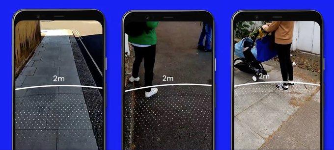 Zrzuty ekranu z aplikacji przeglądarkowej SODAR od Google'a