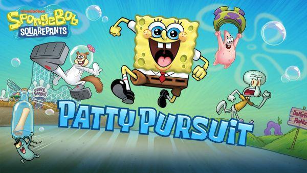 Kolejna przygoda Spongeboba w Patty Pursuit