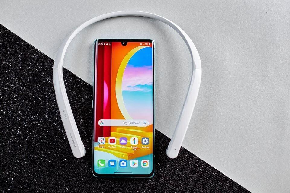 Słuchawki LG Tone Flex HBS – XL7