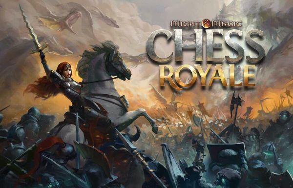 Sprawdź się na polu bitwy w grze Might & Magic: Chess Royale
