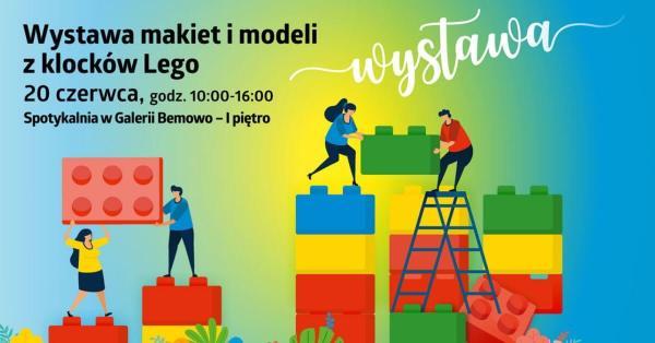 W sobotę 20 czerwca odbędzie się niesamowita wystawa makiet i modeli z LEGO®!
