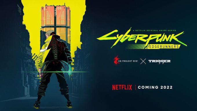 Serial anime Cyberpunk: Edgerunners