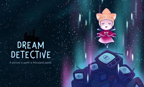 """Odkryj ręcznie rysowane poziomy w """"Dream Detective"""""""