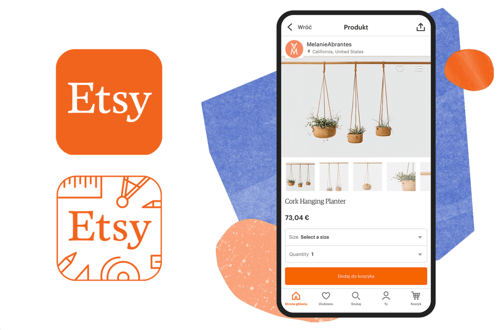 Etsy: Buy Custom, Handmade, and Unique Goods, Sell on Etsy