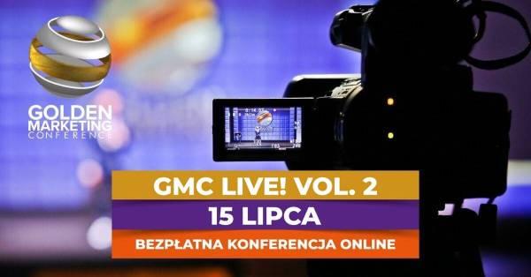 Weź udział online w 2. edycji GMC Live!