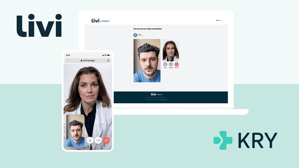 LIVI Connect - teleporady online