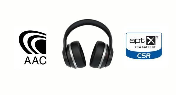 Jak wymusić obsługę kodeków aptX/AAC  słuchawek Bluetooth na Macu?