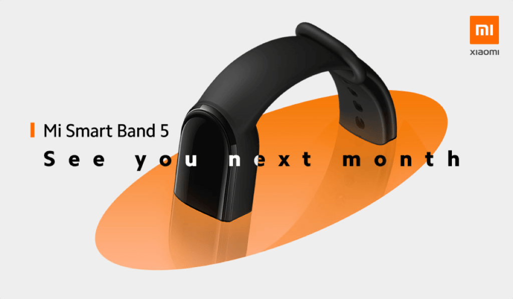 Xiaomi Mi Smart Band 5 (w Europie od lipca 2020 r.)
