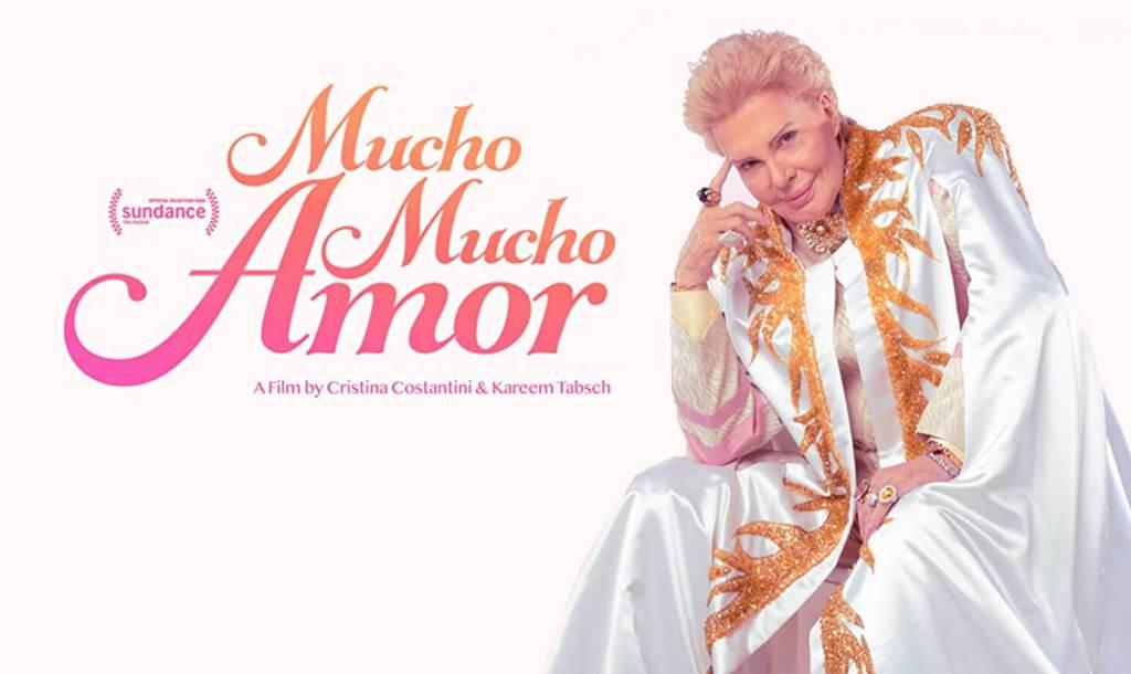 Mucho, Mucho Amor – legenda Watera Mercado (tyt. oryg. Mucho Mucho Amor: The Legend of Walter Mercado)