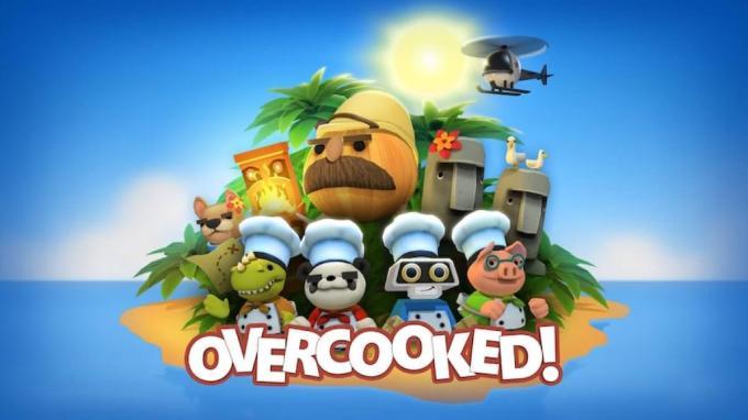 """Gra """"Overcooked"""" za darmo od Epic Games"""