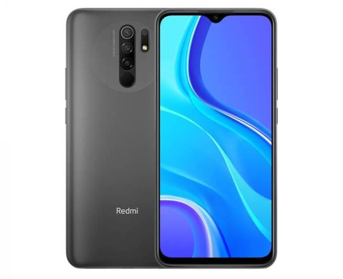 Redmi 9 Carbon Grey