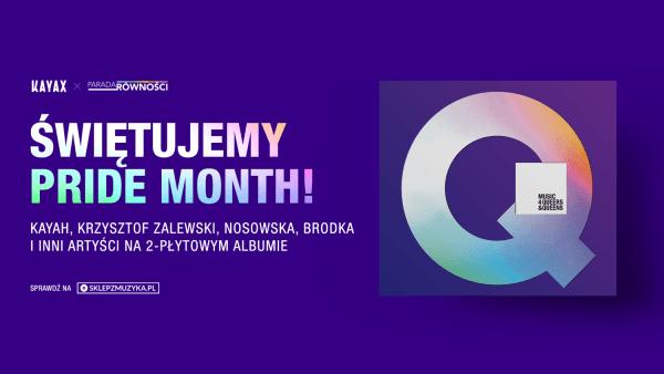 Polscy artyści wydali płytę dla ludzi LGBT a NIE dla ideologii!