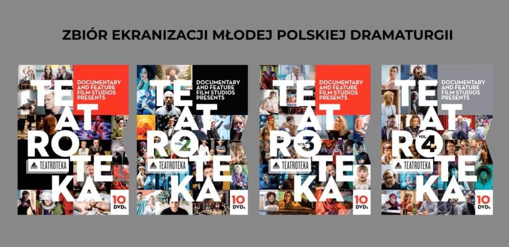 TEATROTEKA – zbiór ekranizacji polskiej młodej dramaturgii (WFDiF.online)