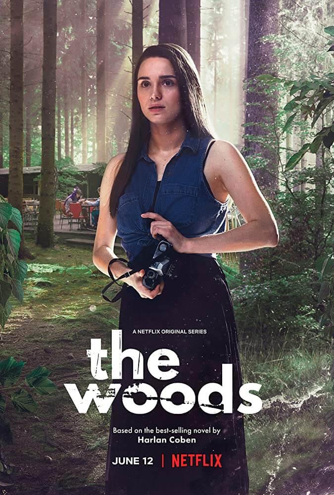 Wiktoria Filus (W głębi lasu – The Woods), Netflix 2020