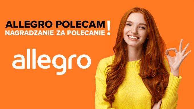 Program afiliacyjny Allegro Polecam!