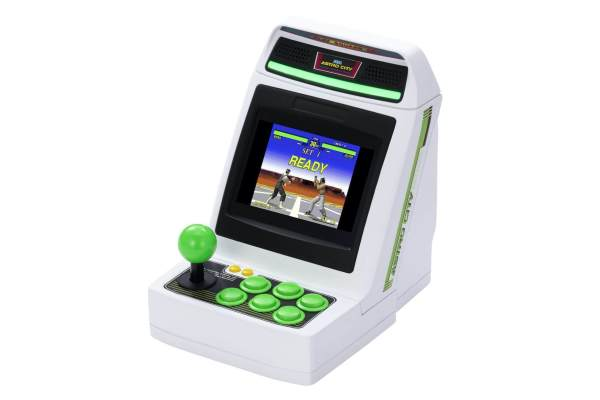 Astro City Mini to miniautomat do gier wideo od Sega