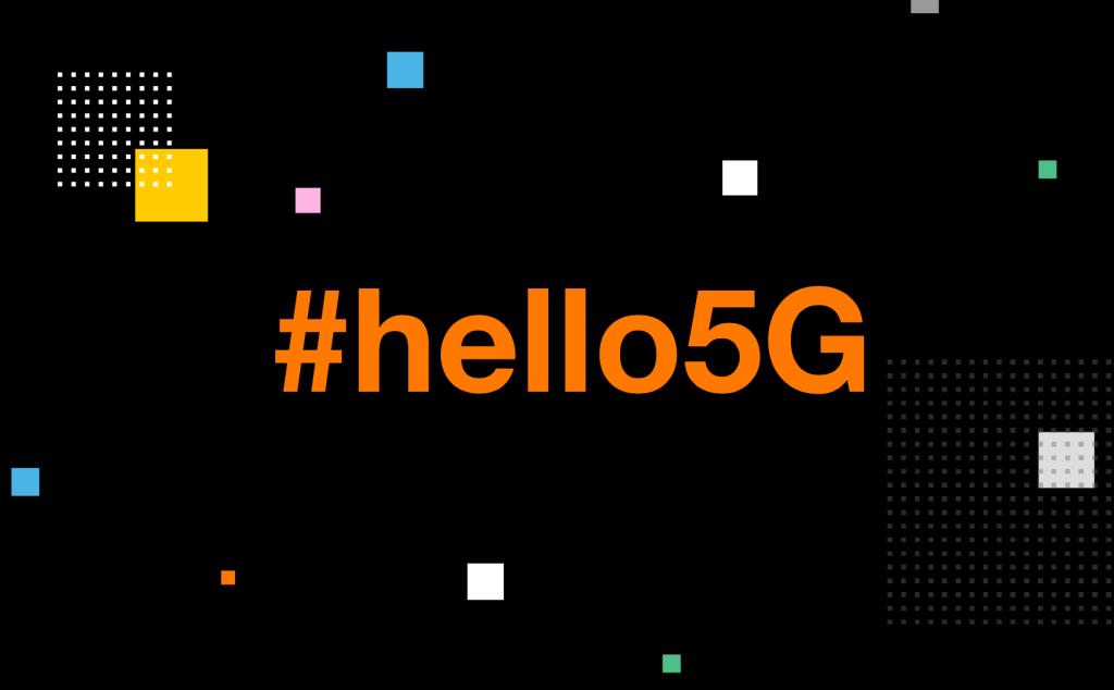 #hello5G Orange Polska