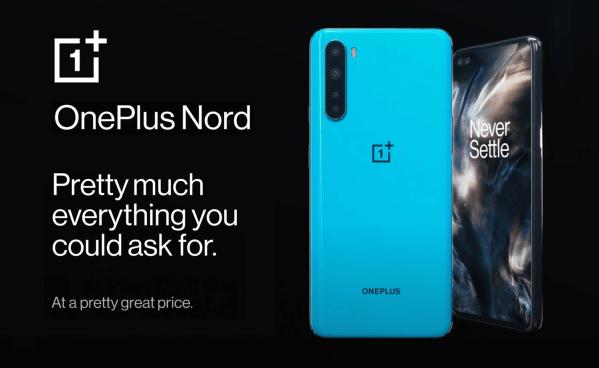 OnePlus Nord 5G redefiniuje smartfony ze średniej półki