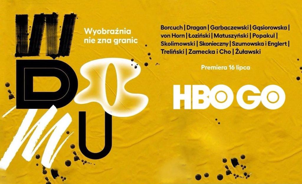 """""""W domu (Polska)"""" HBO GO (At Home) - antologia"""
