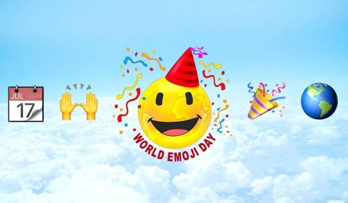 Światowy Dzień Emoji (17 lipca) World Emoji Day 2020