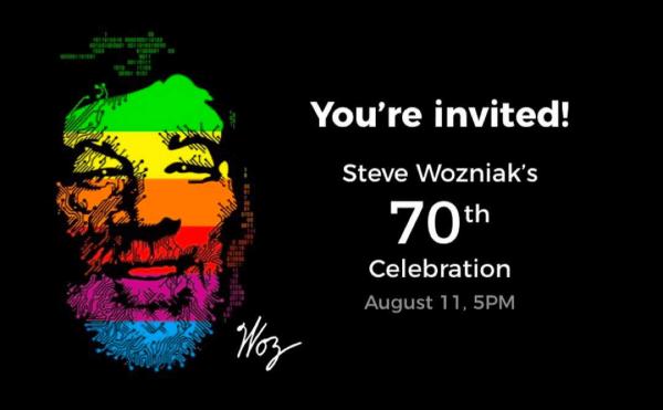 Świętuj 70. urodziny Woza – współzałożyciela Apple