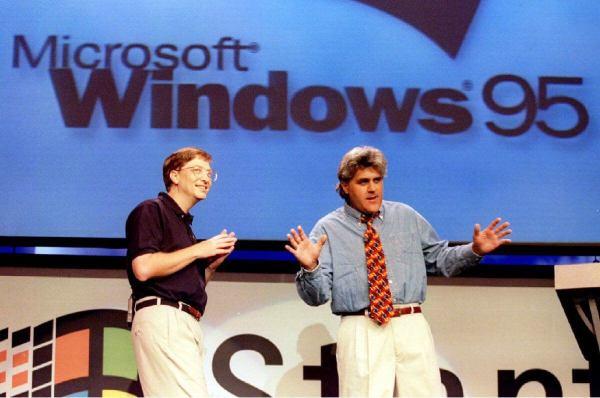 Windows 95 kończy dzisiaj 25 lat!
