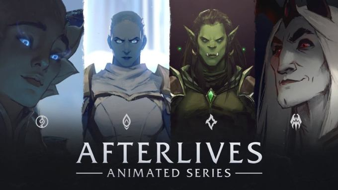 """Serial animowany """"Afterlives"""" (Blizzard, World of Warcraft, 2020)"""