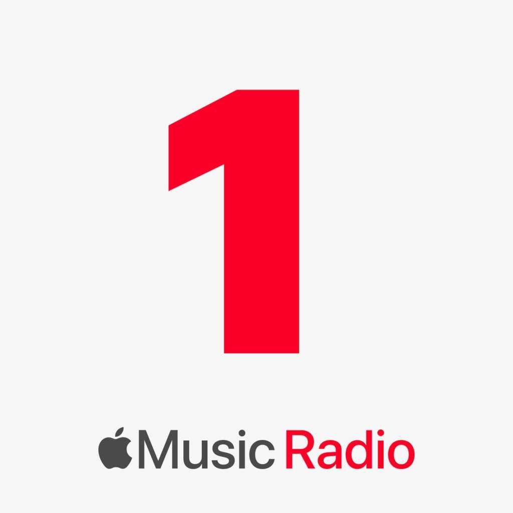 Logo Apple Music Radio 1
