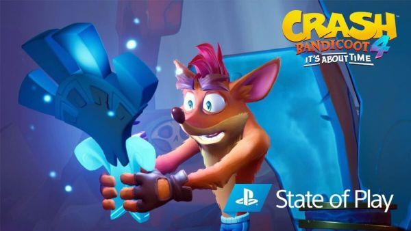 """Garść nowości w """"Crash Bandicoot 4: Najwyższy czas"""""""