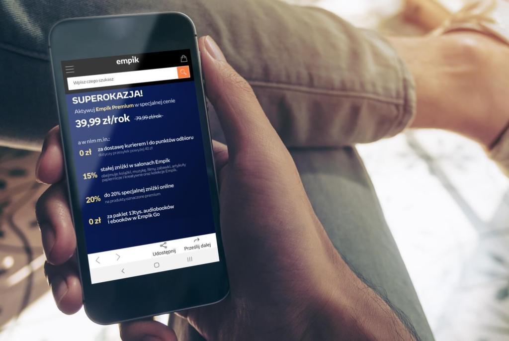 Empik Premium app
