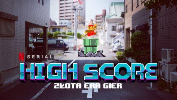 """""""High Score"""" – wyjątkowy serial o historii gier wideo!"""