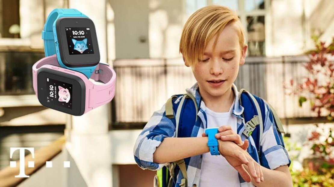 KidsWatch od T-Mobile (promocja)