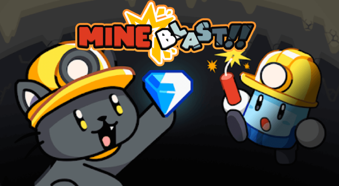 MineBlast!! - gra mobilna
