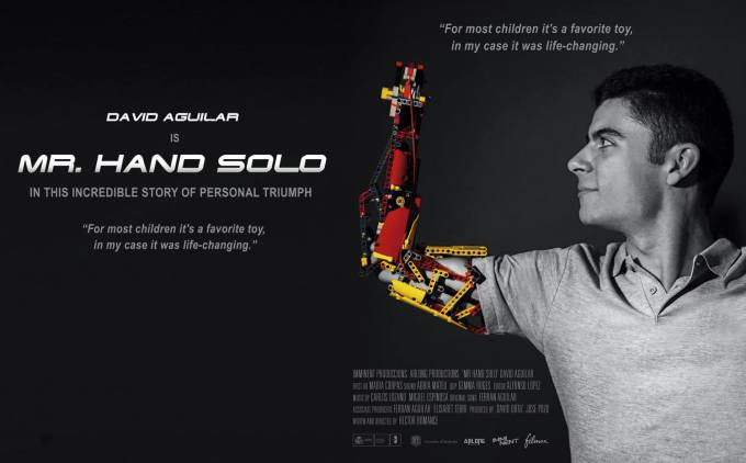 Mr. Hand Solo (film dokumentalny, 2020)