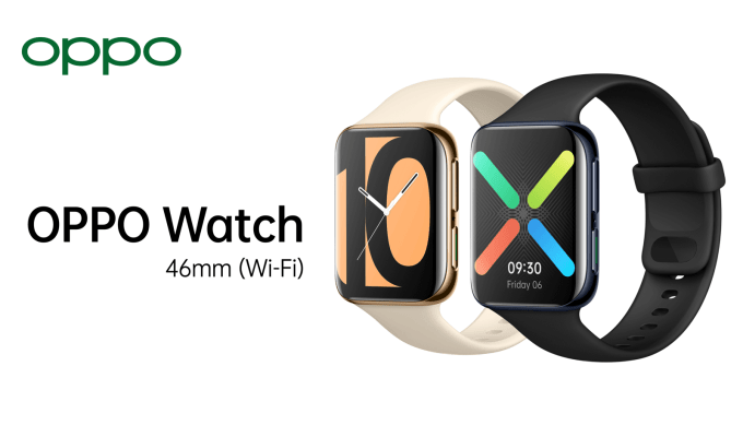 OPPO Watch 46 mm Wi-Fi